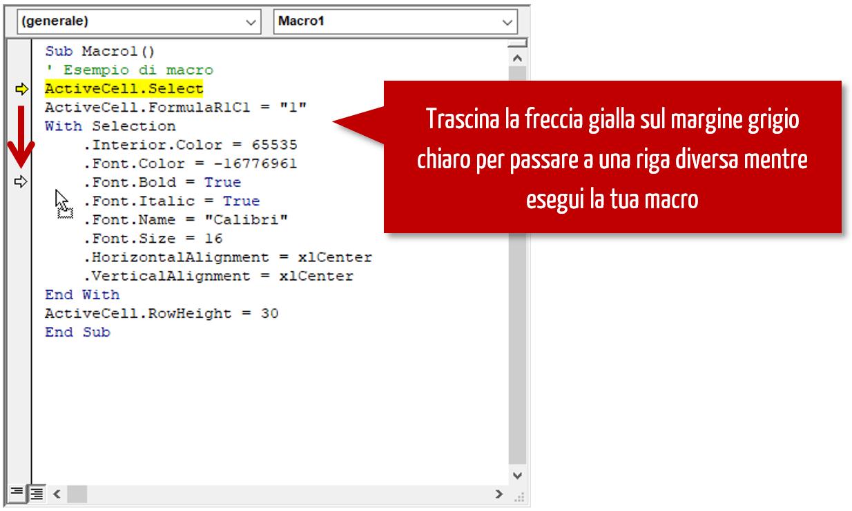 Esempi di macro in Excel | VBA