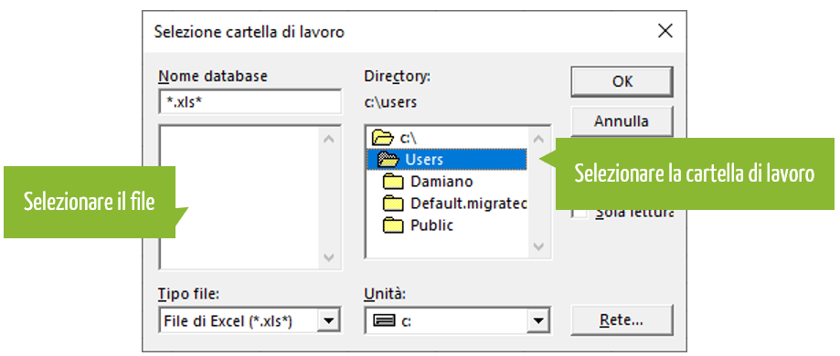 Excel query