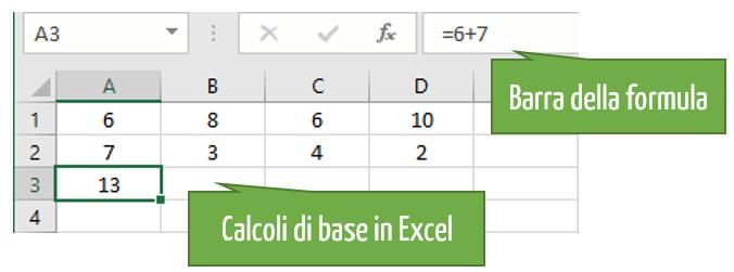 Guida formule Excel | Barra della formula Excel