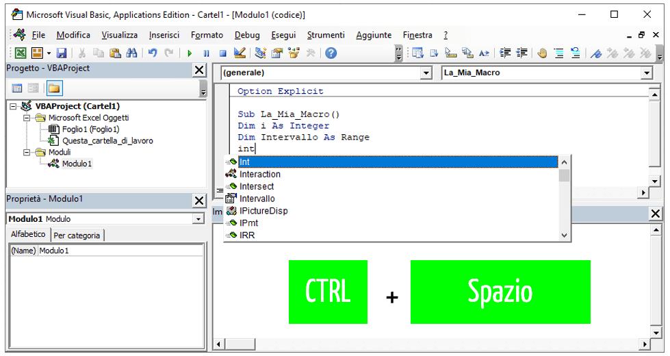 Macro Excel: prendi la scorciatoia e risparmia qualche battitura!