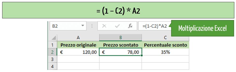 percentuale calcolo