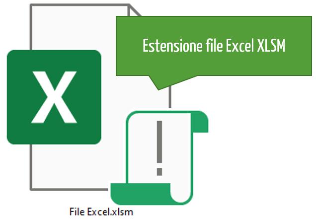 Estensione XLSM
