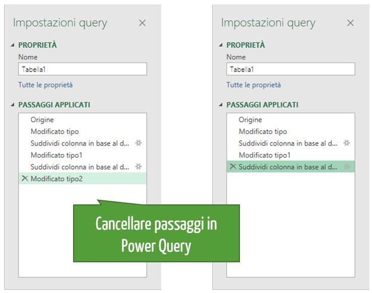 power Query converti da pdf a excel