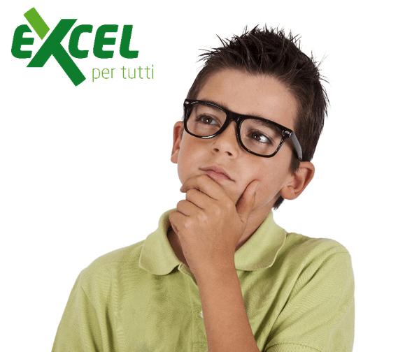 Imparare Excel | Excel per tutti