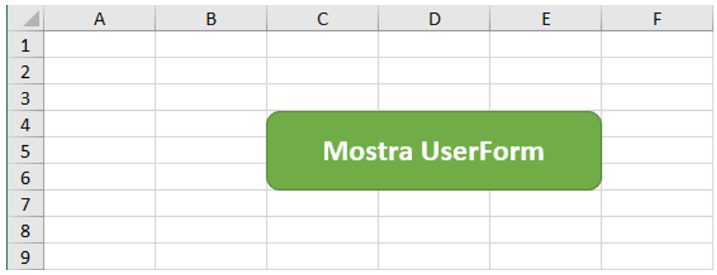 pulsante per mostrare maschera Excel