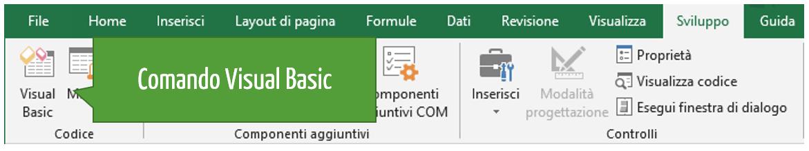 Comando Visual Basic